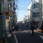 上石神井駅北口商店街