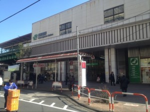 JR西荻窪駅