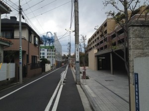 レジデンシアと公園1号(仮称)