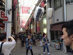 吉祥寺中道通り神輿