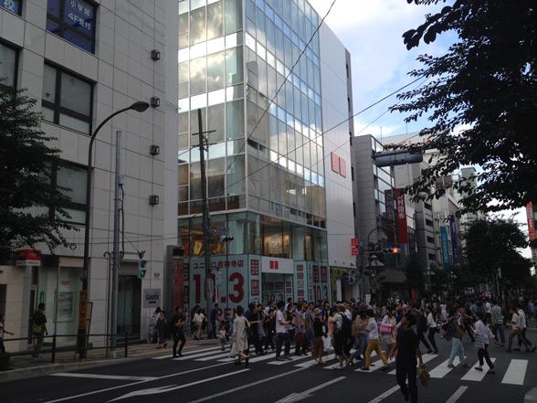 ユニクロ吉祥寺店が10月3日(金)オープン ヤマダLABI2号館のオープンも10月予定