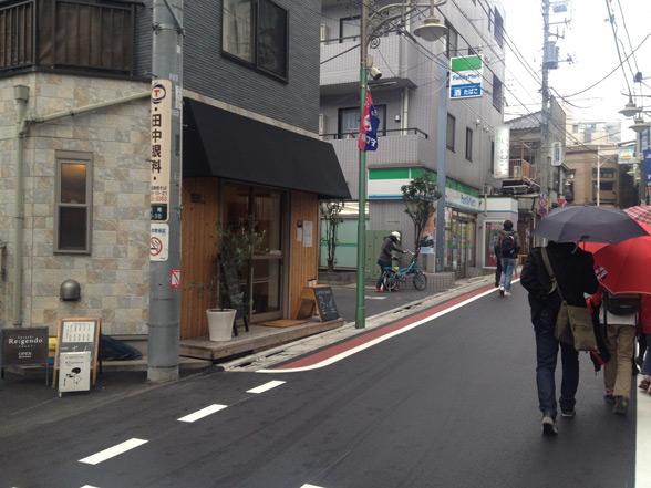 MOSS CORE Coffee外観