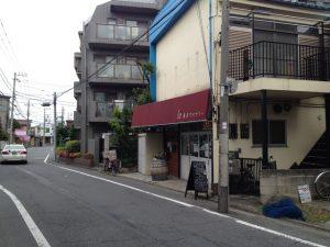 東京ワイナリー 店舗&醸造所