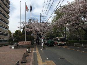 武蔵野市役所前