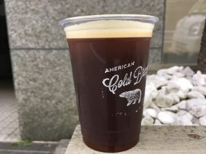 DRAFT NITRO ICE COFFEE