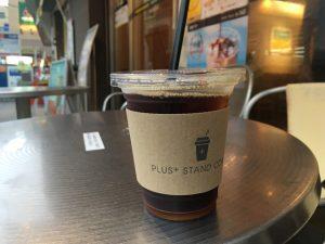 PLUS+ STAND COFFEEのテイクアウト