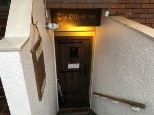 このドアの向こうが中世!