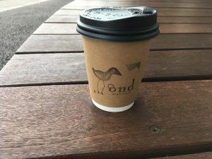 コーヒーは勿論テイクアウトも出来ます