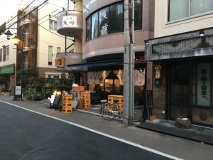 居酒屋ビールボーイ吉祥寺店の外観